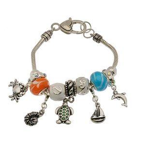 Jewelry - Bead Charm Bracelet NWT